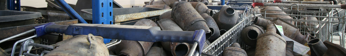 Why are catalytic converters so valuable?