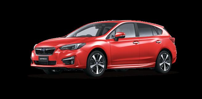 Subaru Impreza - FCFA3