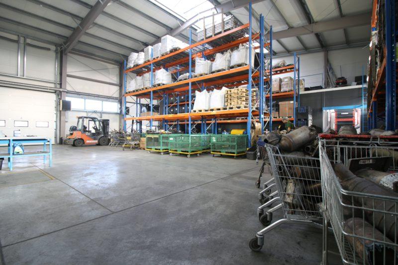 Hangar picture
