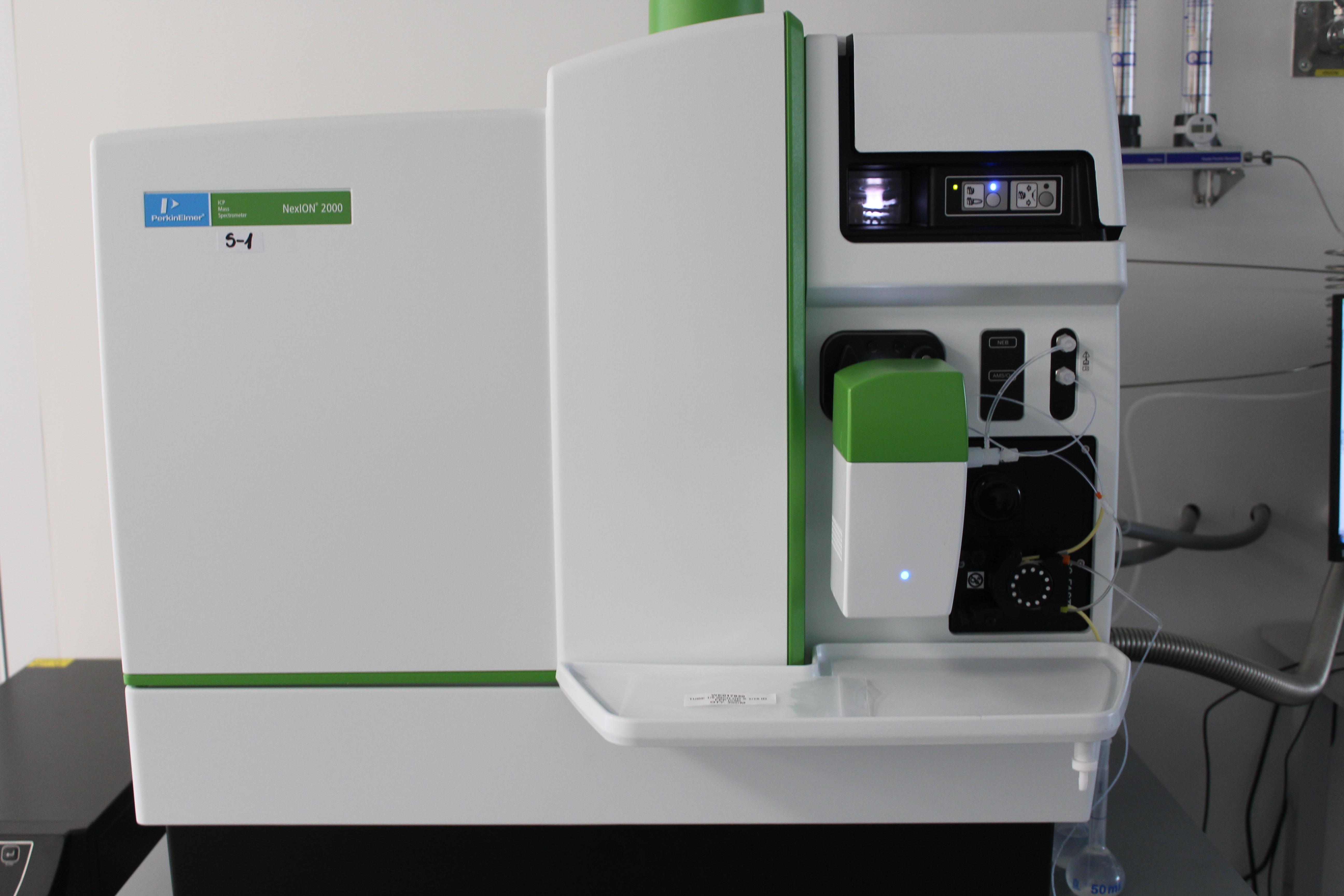 Spektrometr ICP MS