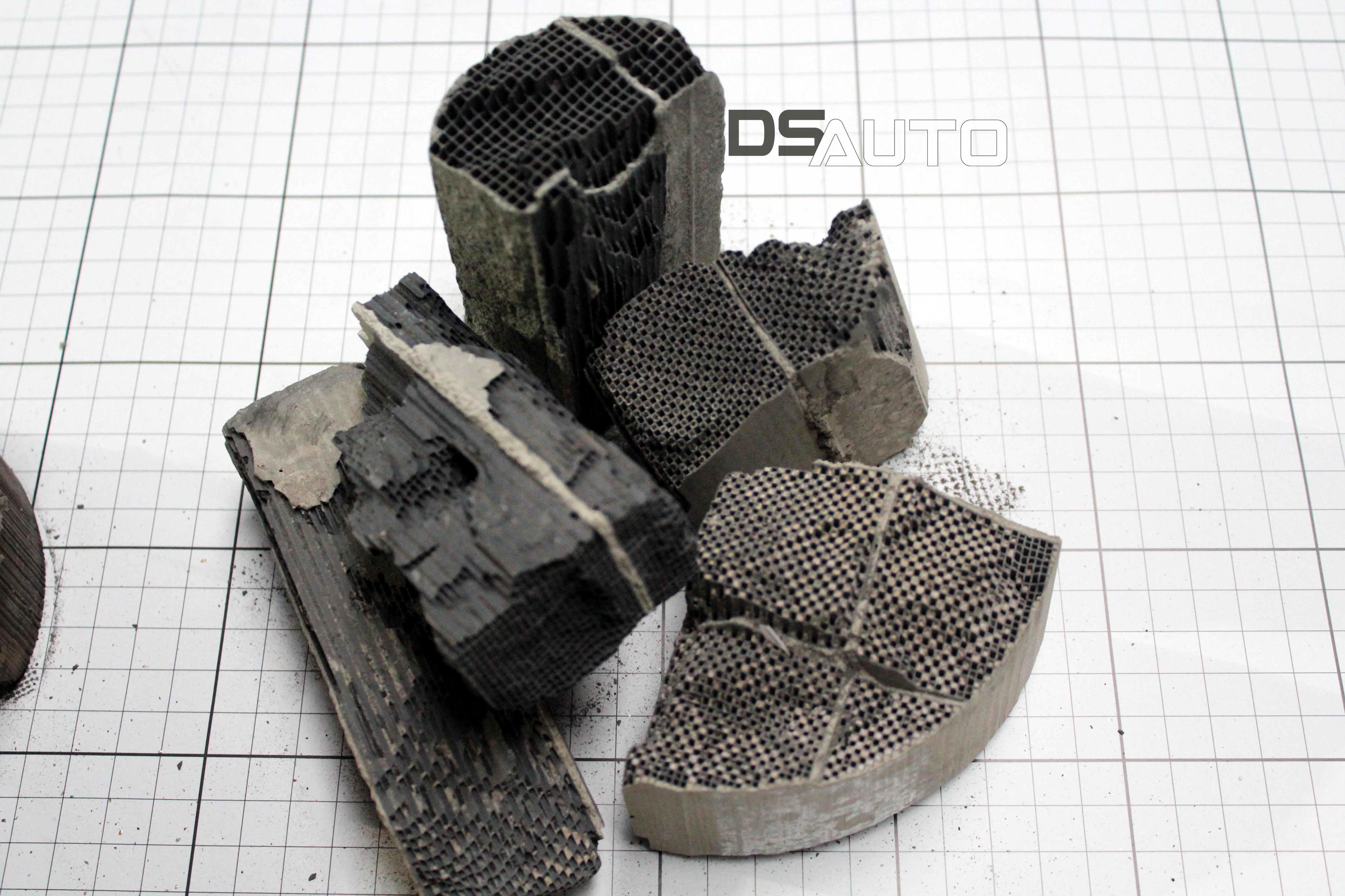 Filtr cząstek stałych -DPF