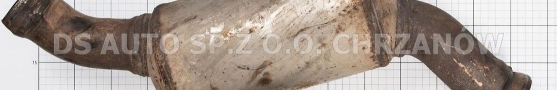 Katalysator Nummer KT1156 / A2204904314 / R02 von Mercedes