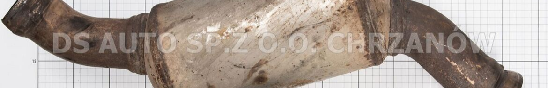 Katalizator numer KT1156/A2204904314/R02 z Mercedesa