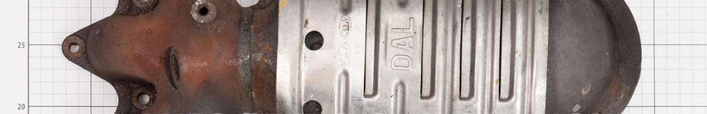 Katalizator DAL z modelu Kia Cerato