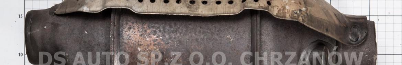 Katalizator o numerze 1J0178HACT/ES z Volkswagena New Beetle