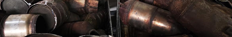 Nowa dostawa katalizatorów metalowych