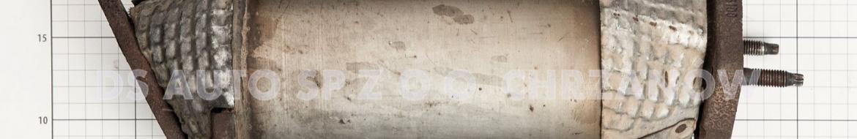 Katalizatory 2S71-5E211-DA i 4S71-5E212-CA/1417612 z Forda Mondeo MKIII
