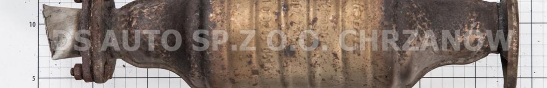 KATALIZATOR 6U0131701F/187917A000 ze Skody