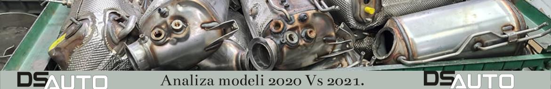 Jesteście ciekawi jak zmieniły się ceny katalizatorów ? Analiza modeli 2020 Vs 2021.