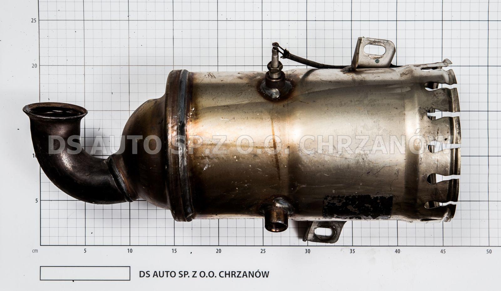 Katalizator K493/7056X/CERAMIKA