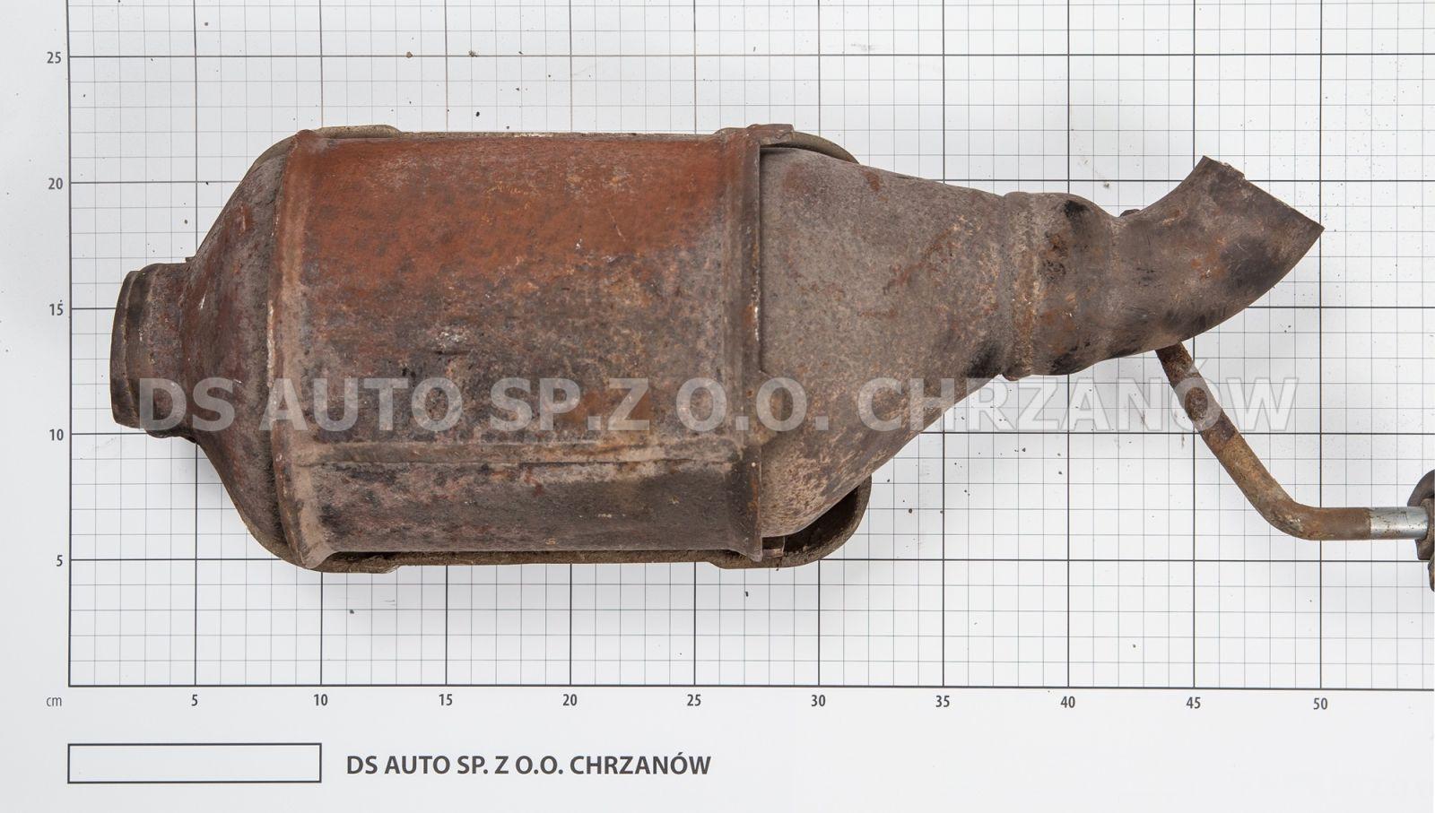 Katalizator 023131701N-D0210
