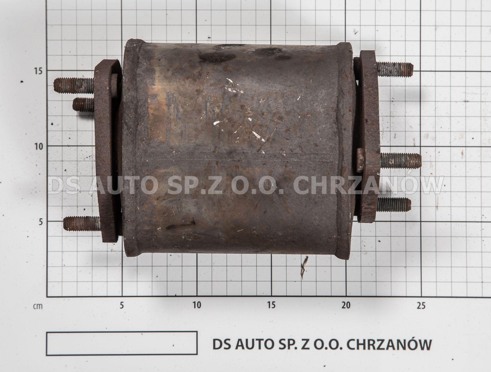 Katalizator 25182297/GM4187-002