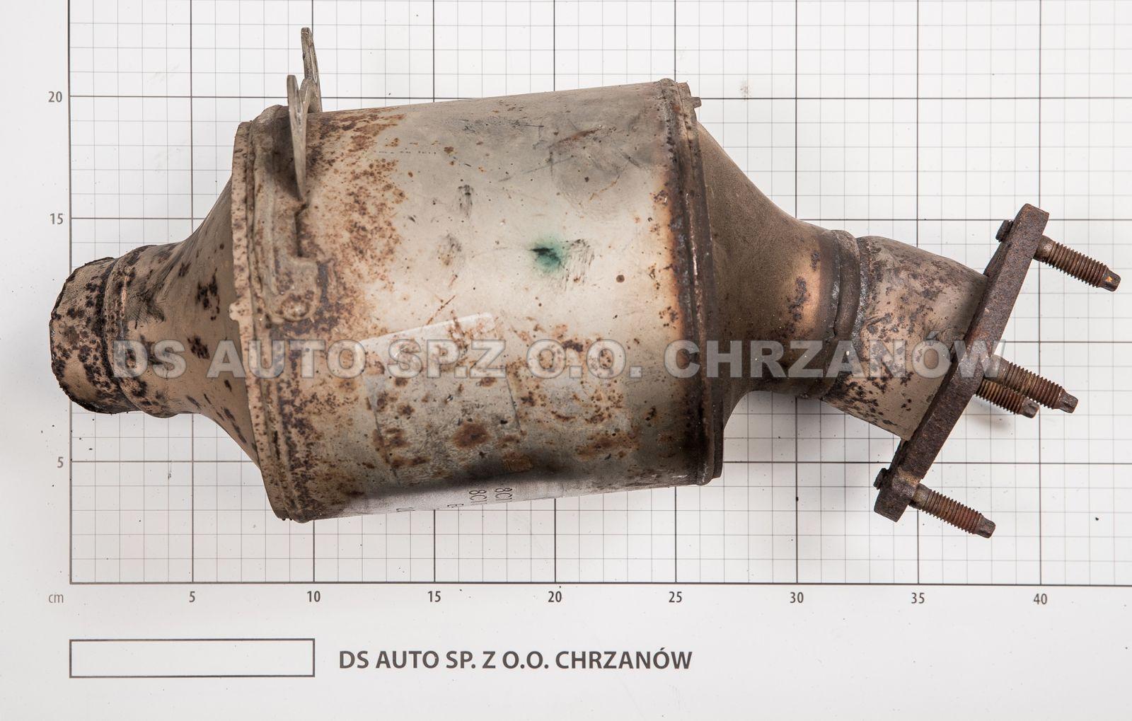 Katalizator 7C11-5E211-AA/7C11-5F297-AA/20080303A