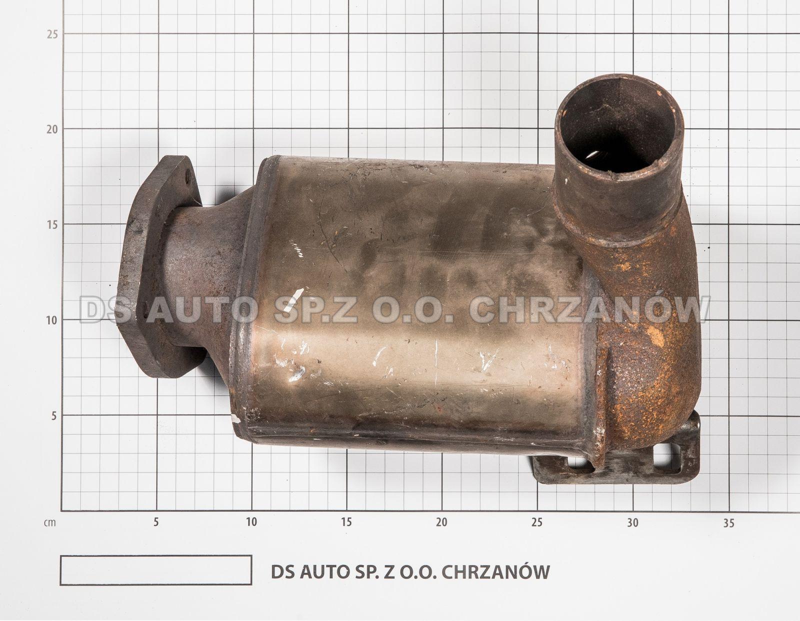Katalizator 2S71-5E212-PB/1365339