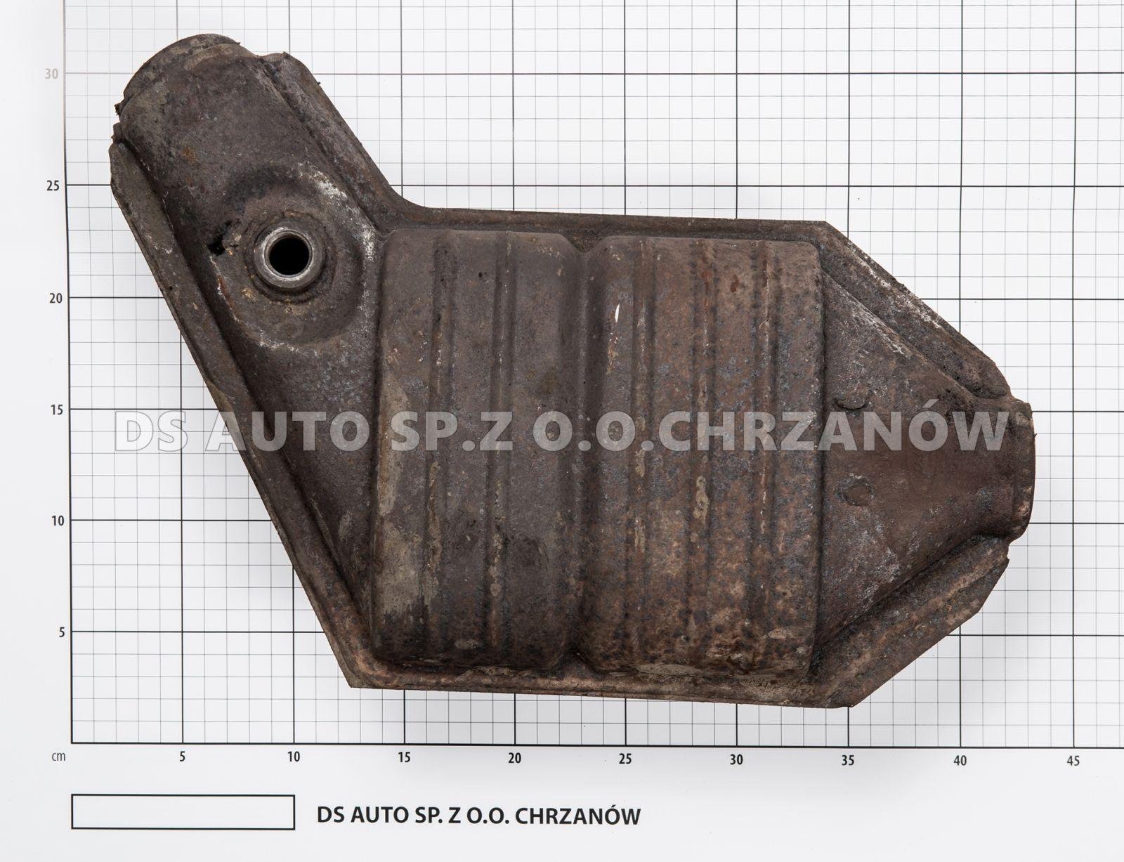 Katalizator KA273/103R-000183//MOTORCRAFT