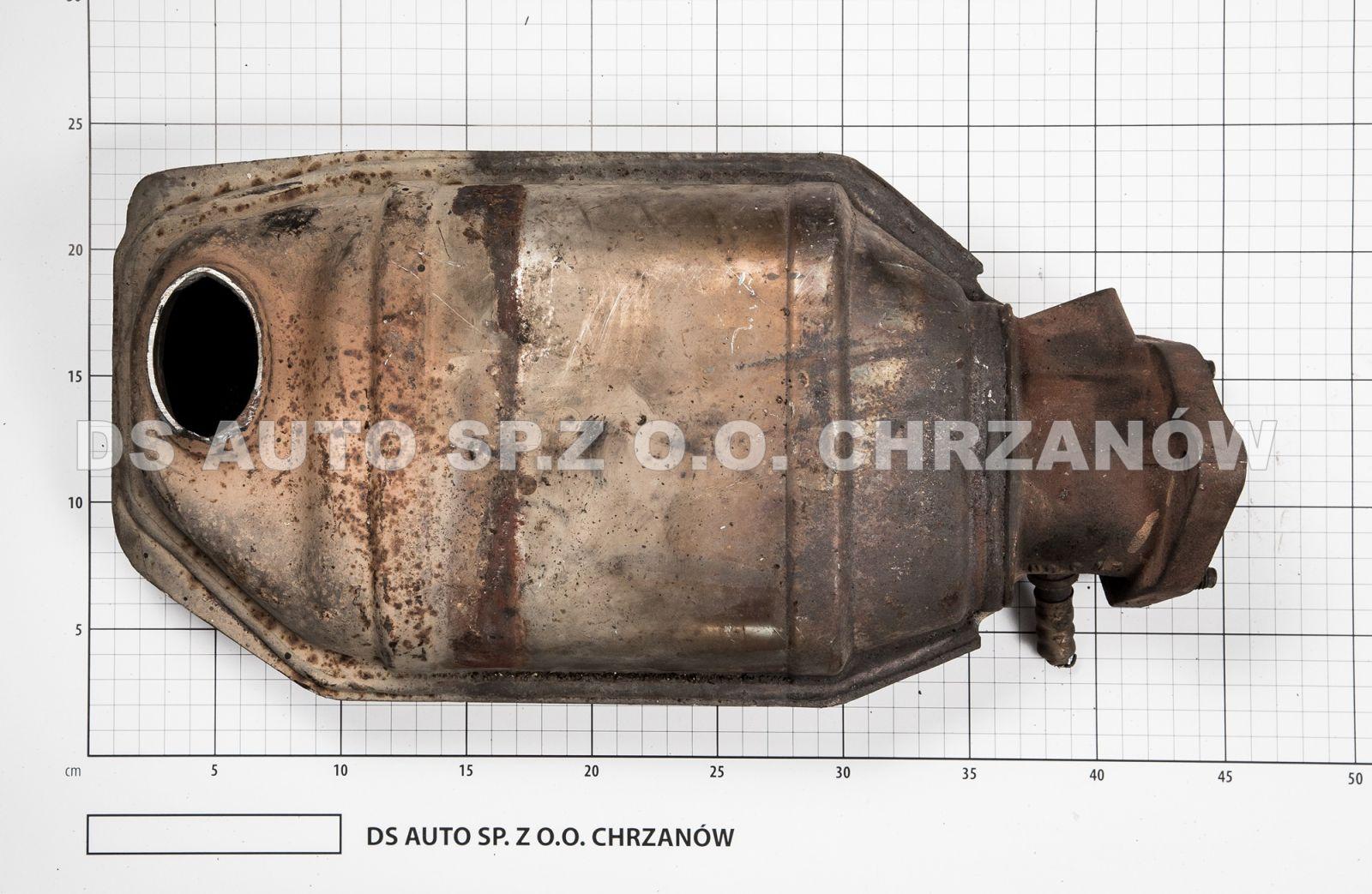 Katalizator 001B154