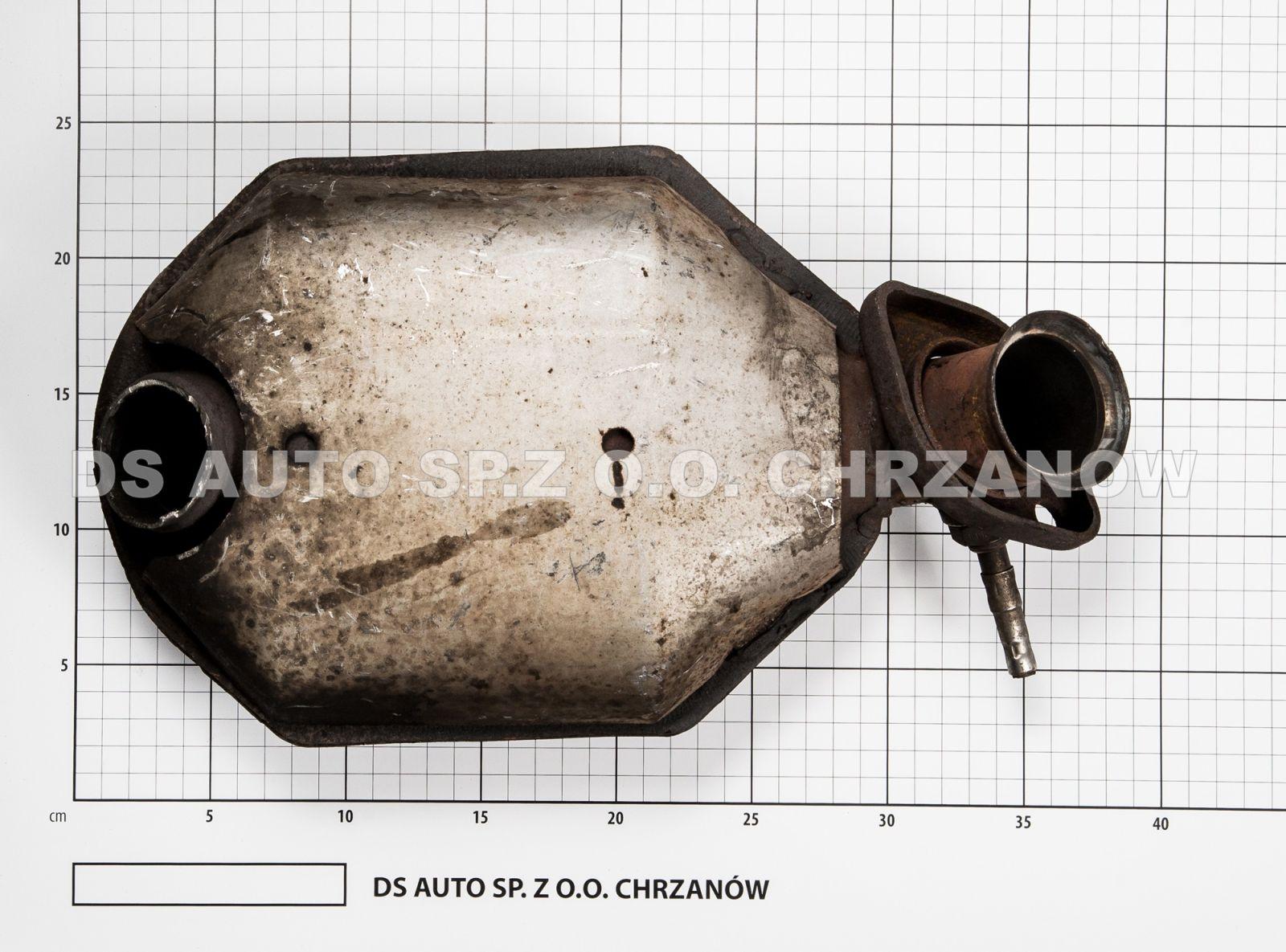Katalizator 5F250