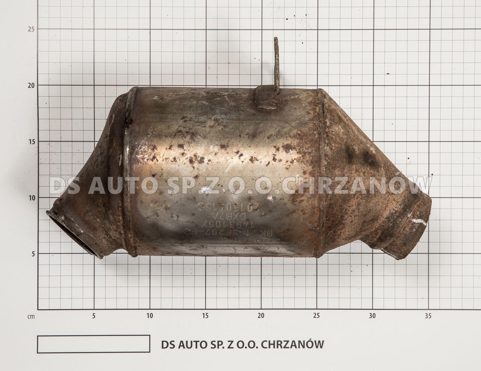 Katalizator BK31-5F297-FC/1493105X