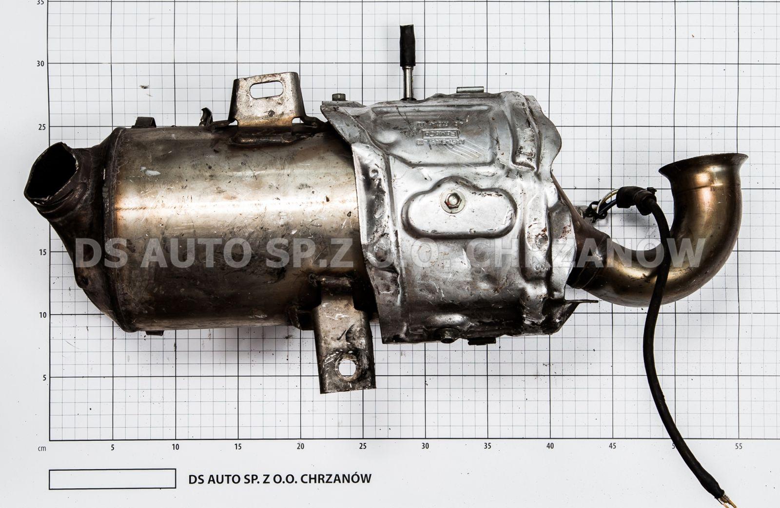 Katalizator AV21-5H270-TA/1508155X