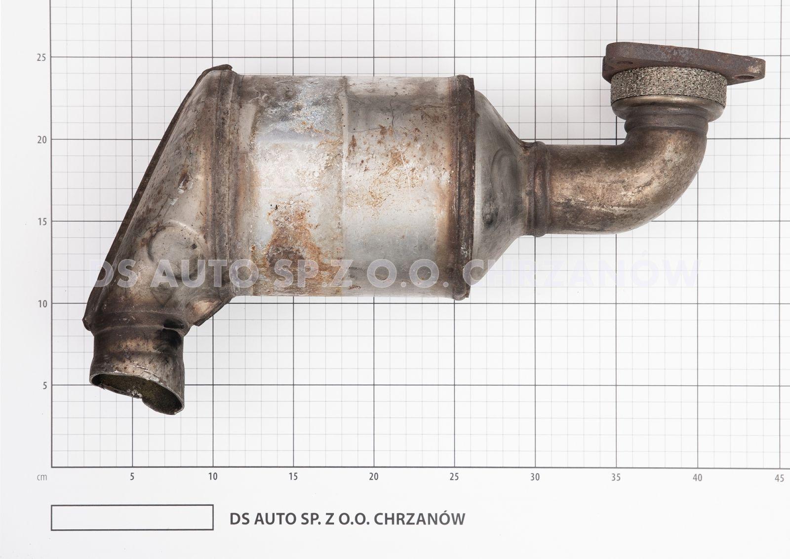 Katalizator 6R83-5E212-AH