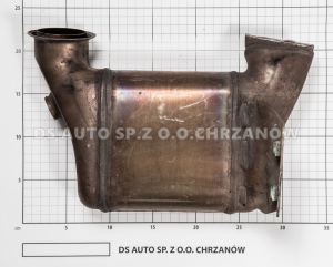 Katalizator FORD 1C15-5E211-BE/001A911